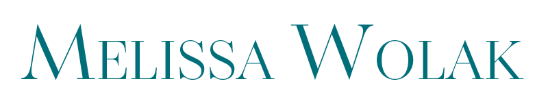 Melissa Wolak Logo